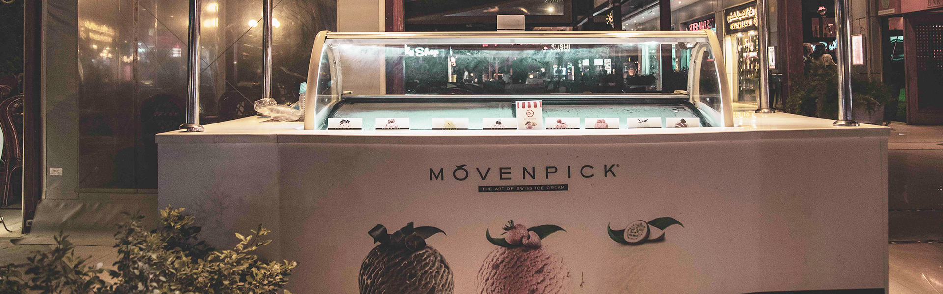 Mövenpick Ice-cream